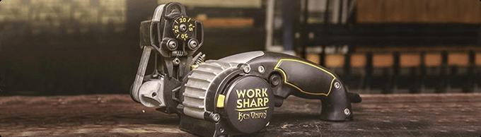 Worksharp Bileme Makineleri