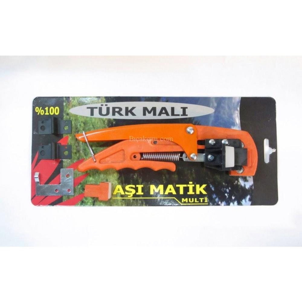 Multi Aşı Makası (Türk Malı) aşı makinası