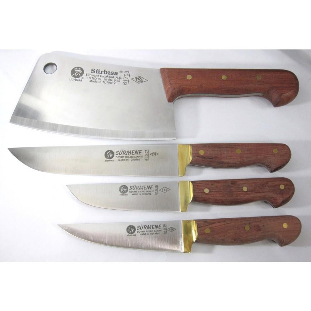 Sürdövbisa Kurban Bıçakları Seti