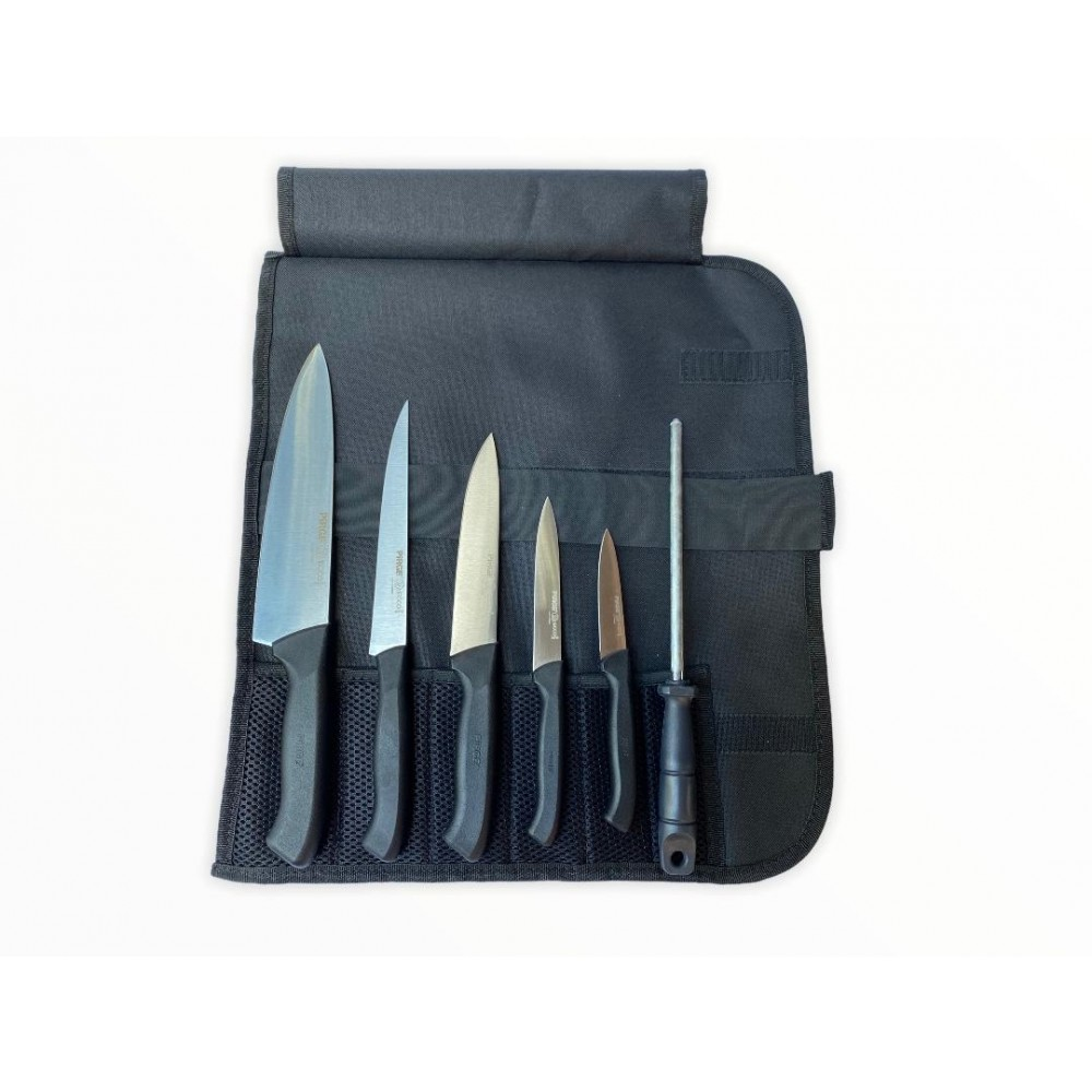 Master (Chef) Şef Çantalı Bıçak Seti