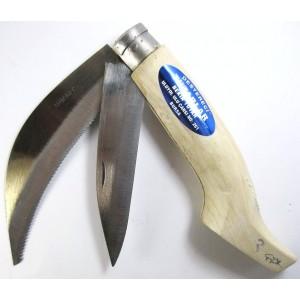 Bağ Bıçağı (Bıçkı) No: 3 Çift Ağızlı