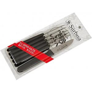 Sürmene Sürbisa 61007 Meyve Bıçağı (6 'lı set)