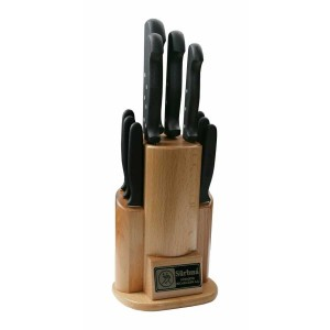 Sürmene Sürbisa 61504 Mutfak Bıçakları Seti Pimli (10' lu set)