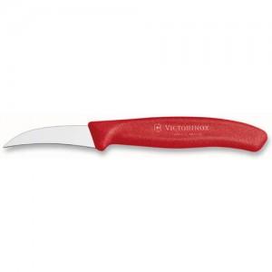 Victorinox Dekor Bıçağı 6.7501 Eğimli Ağız Kırmızı