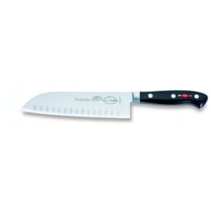 F.Dick 8.1442.18K Dövme Oluklu Santoku Şef Bıçağı