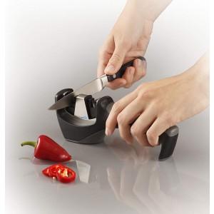 KitchenIQ Karbür ve Seramik Bıçak Bileme Aleti