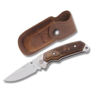 Buck Çakı 279 Alpha Hunter - Boone & Crockett