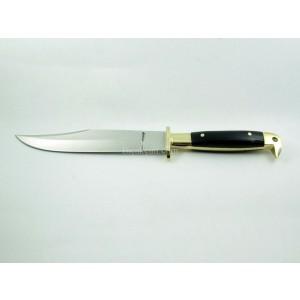 Emre Erus Koleksiyon Bıçağı Manda Boynuz Saplı Bel Bıçağı