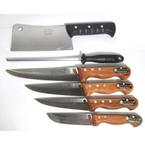 Gülaçar Kurban Bıçakları Seti 6 Parça