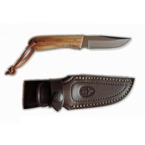 Muela Bison-9OL Avcı Bıçağı Zeytin Ağacı Saplı
