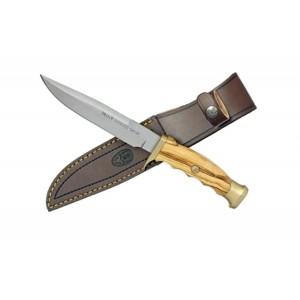 Muela Ranger 14OL Zeytin Ağacı Saplı Av Bıçağı