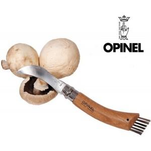 Opinel Çakı No.8 İnox Çeliği Mantar Bıçağı