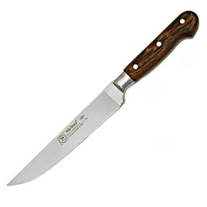 Sürmene Sürbisa Y61001 Yöresel Mutfak Bıçağı Pimli (17,00 cm)