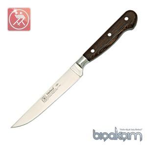 Sürmene Sürbisa Y61003 Yöresel Model Mutfak Bıçağı Pimli (12,50 cm)