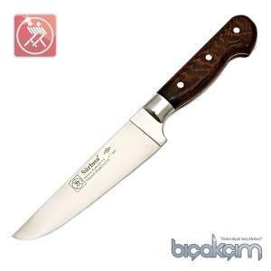 Sürmene Sürbisa Y61010 Yöresel Kasap Bıçağı Pimli (16 cm)