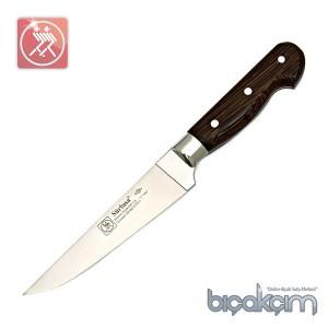 Sürmene Sürbisa Y61011 Yöresel Kasap Bıçağı Pimli (14,50 cm)