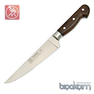 Sürmene Sürbisa Y61021 Yöresel Kasap Bıçağı Pimli (16,50 cm)