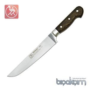 Sürmene Sürbisa Yöresel Model Y61040 Kasap Bıçağı Pimli (20,50 cm)