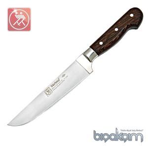 Sürmene Sürbisa Y61020 Yöresel Kasap Bıçağı Pimli (19 cm)