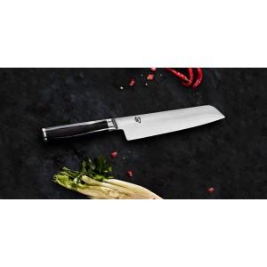 Kai Shun Premier Tim Malzer Minamo Büyük Santoku Şef Bıçağı TMM0702