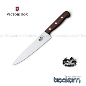 Victorinox Şef Bıçağı 5.2000.15 Gül Ağacı Saplı