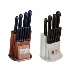 Sürmene Sürbisa 61501 Mutfak Bıçakları Seti Pimsiz (10' lu set)