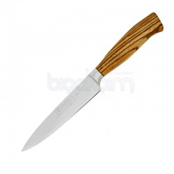 Sürmene Sürbisa 61302 Dövme Mutfak Bıçağı Zeytin Saplı