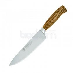 Sürmene Sürbisa 61320 Dövme Şef Bıçağı Zeytin Saplı