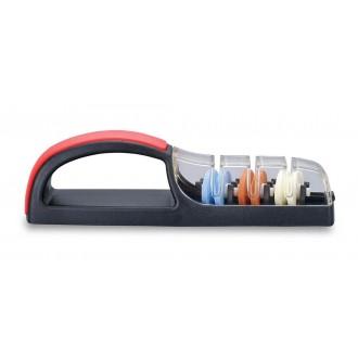 Global Japon MinoSharp Plus 3 Seramik Su Taşlı Bıçak Bileme Aleti 550/BR (Yoshikin)