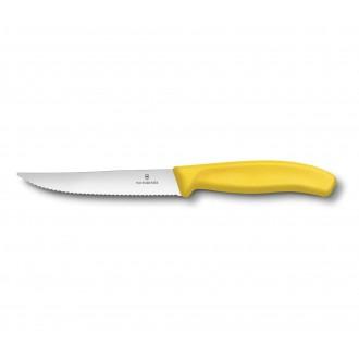 Victorinox 6.7936.12L8 Sarı Steak ve Pizza Gurme Bıçağı