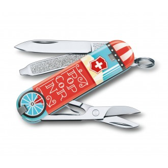 Victorinox Çakı 0.6223.L1910 Let it Pop Desenli 2019 Limitli