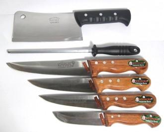 Gülaçar Kurban Bıçakları Seti