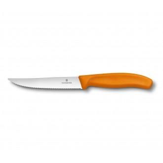 Victorinox 6.7936.12L9 Turuncu Steak ve Pizza Gurme Bıçağı