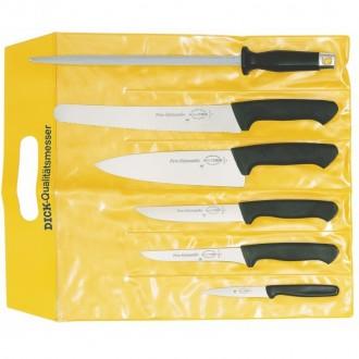 F.Dick 8.5100.00 Pro Dyanamic 6 Parça Bıçak Seti