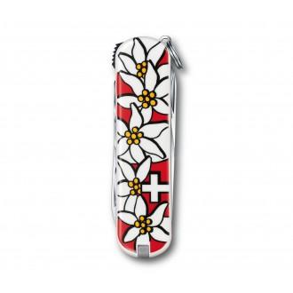 Victorinox Çakı 0.6463.840 Tırnak Makaslı Çakı Çiçek Desenli 580