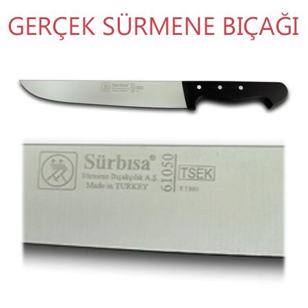 Gerçek Sürmene Bıçağı