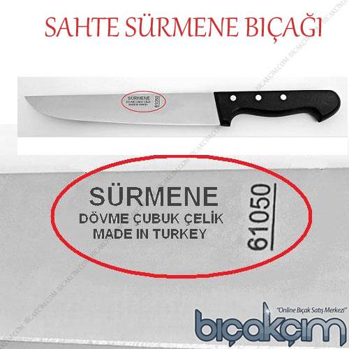 Sahte Sürmene Bıçağı